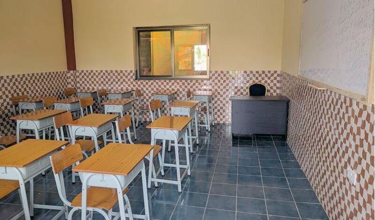 Directaid مشاريع كويت بنق Project of the last ten - night 26 - building Quran schools 18