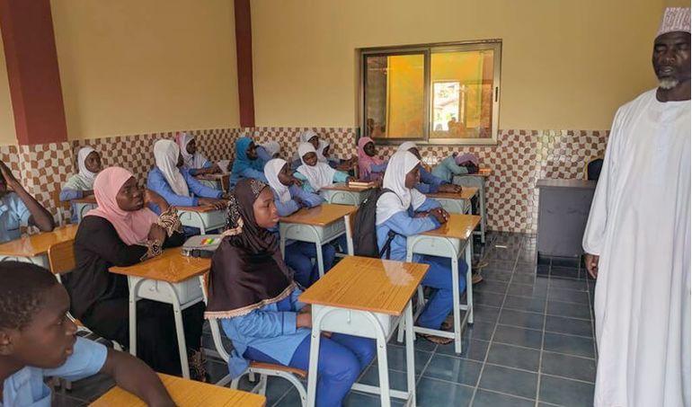 Directaid مشاريع كويت بنق Project of the last ten - night 26 - building Quran schools 20