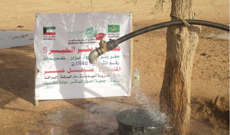 Directaid Water Projects AL Khair Well 5 3