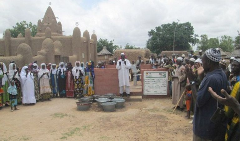 Directaid Water Projects Mali well 3 1
