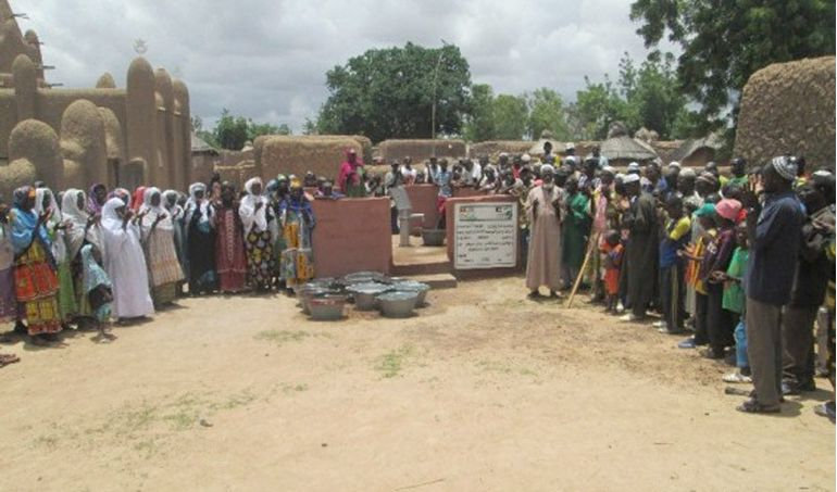 Directaid Water Projects Mali well 3 2