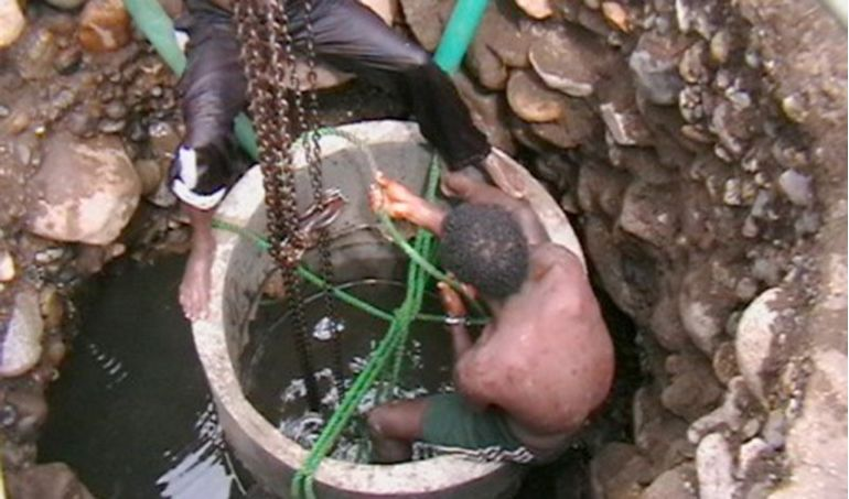 Directaid Water Projects Surface Well  9 2