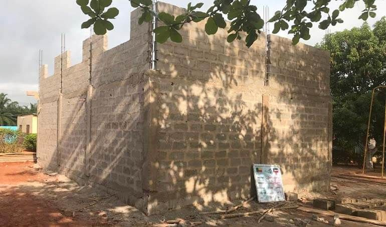 Directaid مشاريع التنمية Grian Bank - Al-Khair seed 1