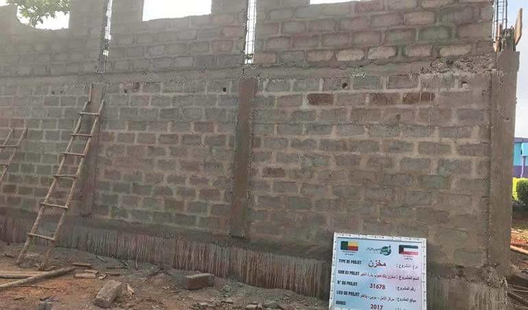 Directaid مشاريع التنمية Grian Bank - Al-Khair seed 3