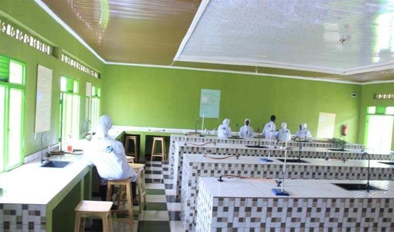 Directaid Education Ibn Al - Haytham Scientific Center 2