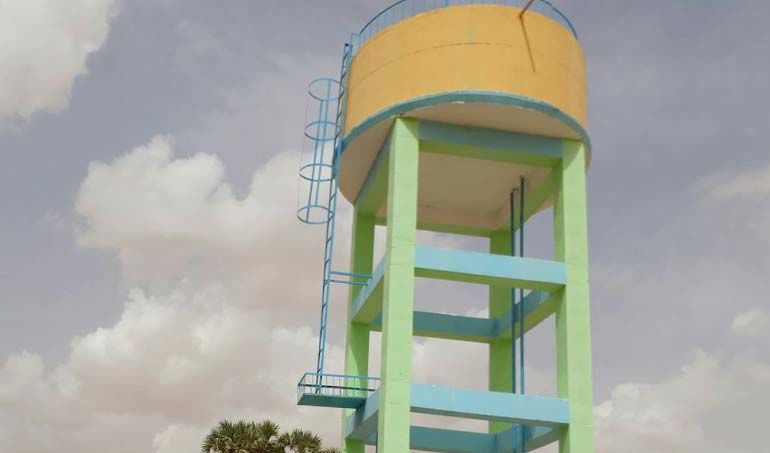 Directaid Water Projects Al-Farah Well 6