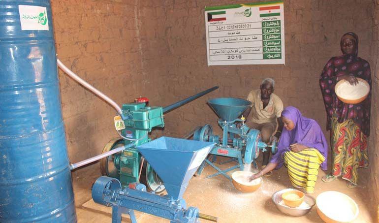 Directaid مشاريع التنمية Al-Sanabel Mill - 4 1