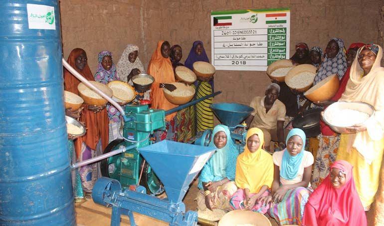 Directaid مشاريع التنمية Al-Sanabel Mill - 4 2