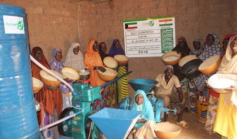 Directaid مشاريع التنمية Al-Sanabel Mill - 4 3