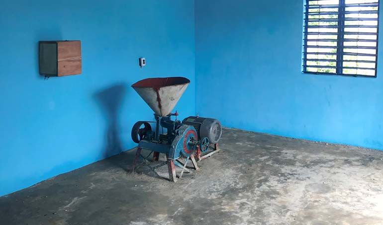 Directaid مشاريع التنمية Al Barakh Mill 6