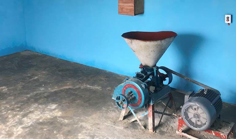 Directaid مشاريع التنمية Al Barakh Mill 7