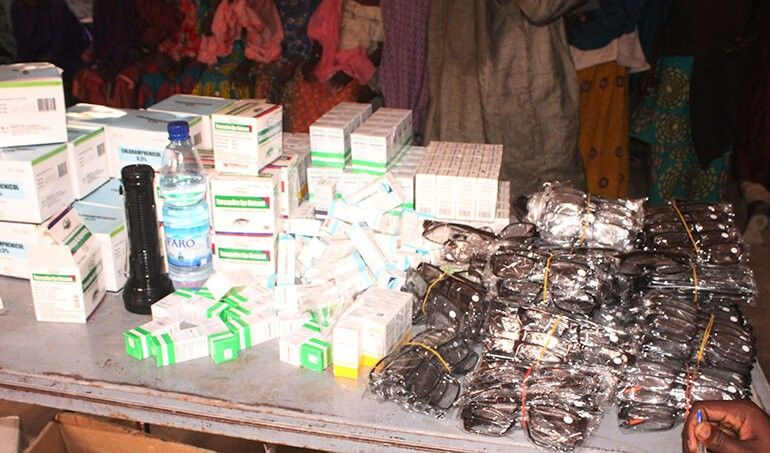 Directaid Eye Projects Eye Camp - 57 5