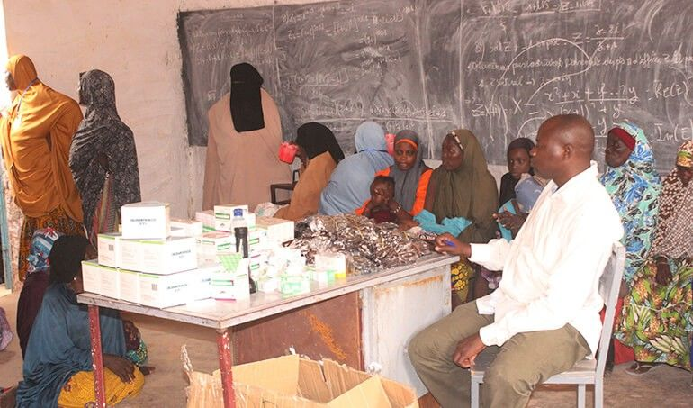 Directaid Eye Projects Eye Camp - 57 6