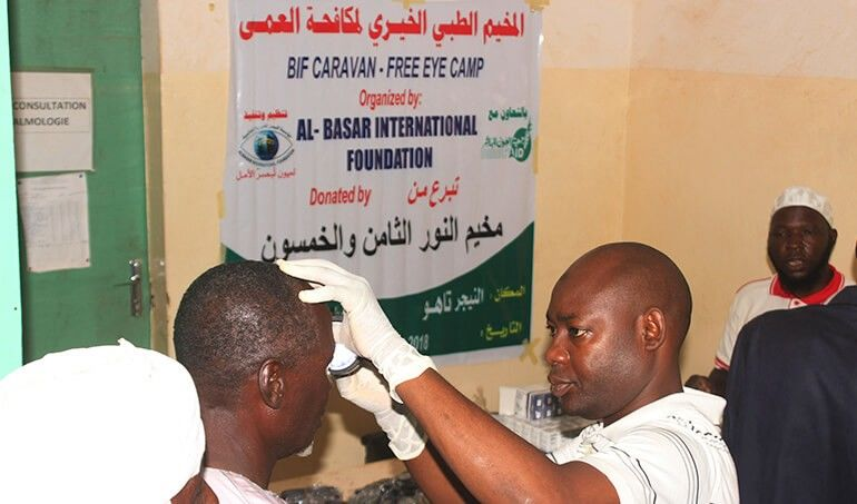 Directaid Eye Projects Eye Camp - 58 8