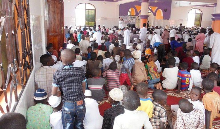 Directaid مساجد  Kigoma's masjid 2