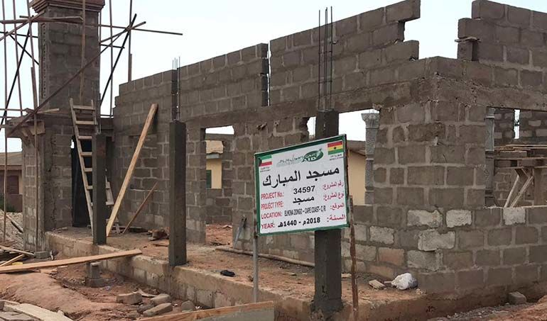 Directaid Masajid Masjid of Al-Mubark 9