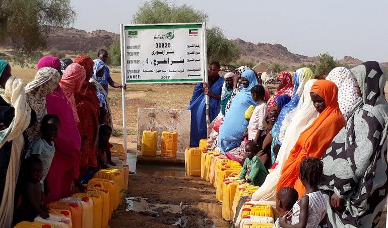 Directaid Water Projects Al-Farah Well Fourth 5