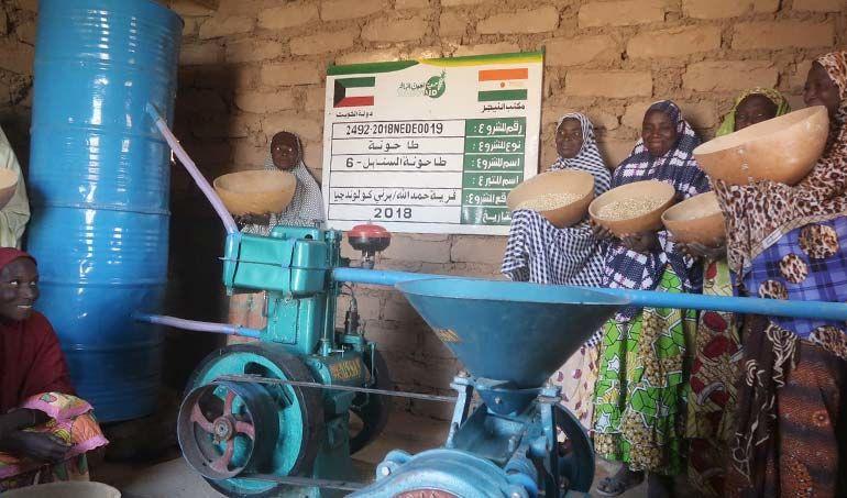 Directaid مشاريع التنمية Al-Sanabel Mill - 6 2
