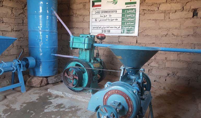 Directaid مشاريع التنمية Al-Sanabel Mill - 6 3