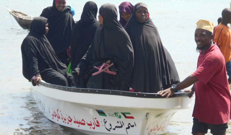 Directaid مشاريع التنمية stop destitution - a fishing boat project-4 3