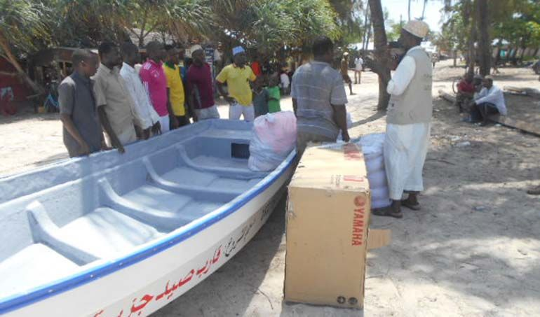 Directaid مشاريع التنمية stop destitution - a fishing boat project-5 1