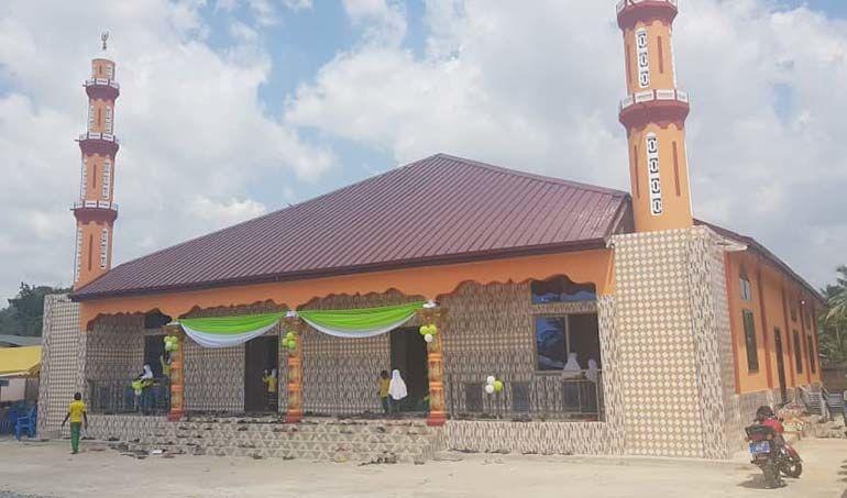 Directaid مساجد  Abu Bakr Al-Sadiq Masjid 4