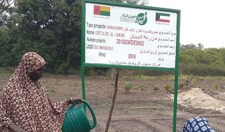 Directaid مشاريع التنمية Al-Juman Farm 1