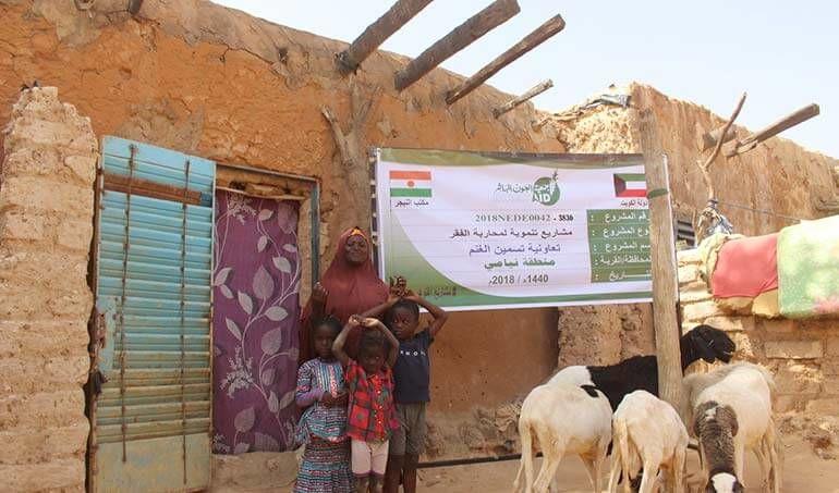 Directaid مشاريع التنمية Keep them from Destitution-5 9