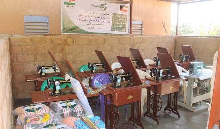 Directaid مشاريع التنمية Keep them from Destitution-5 15