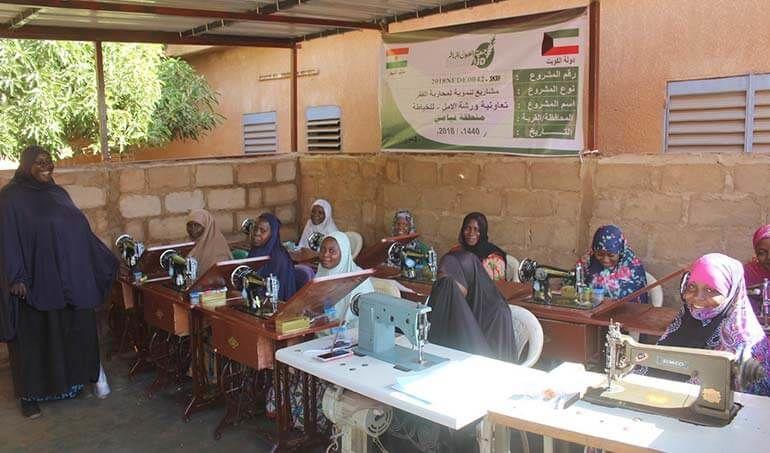 Directaid مشاريع التنمية Keep them from Destitution-5 17