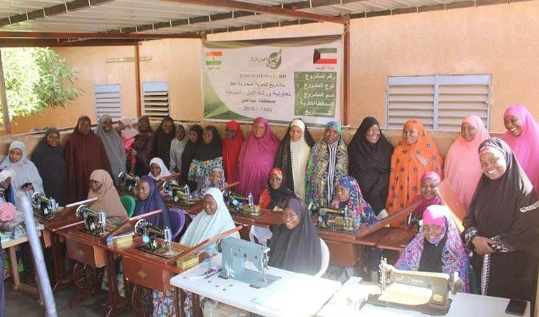 Directaid مشاريع التنمية Keep them from Destitution-5 18