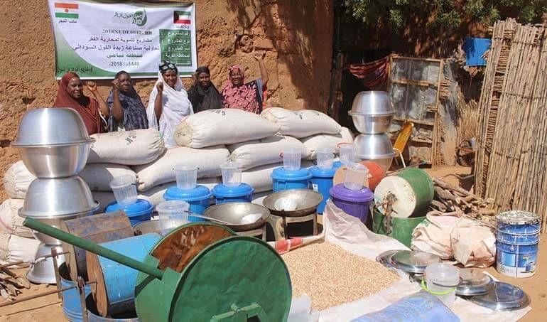 Directaid مشاريع التنمية Keep them from Destitution-5 20