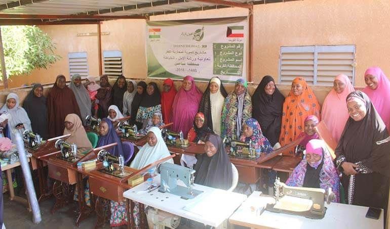 Directaid مشاريع التنمية Keep them from Destitution-5 26