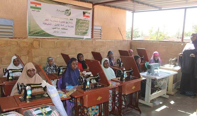 Directaid مشاريع التنمية Keep them from Destitution-5 28