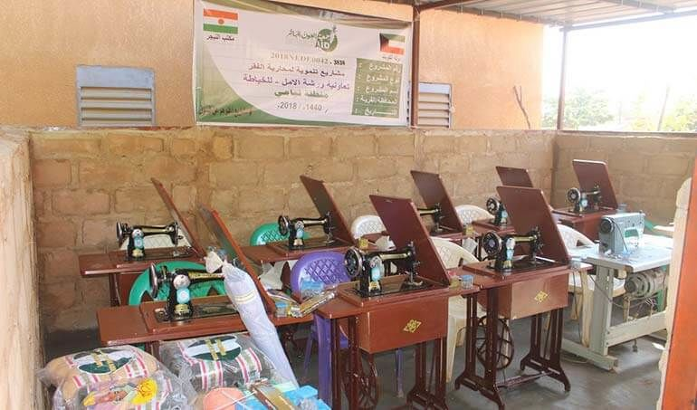 Directaid مشاريع التنمية Keep them from Destitution-5 30