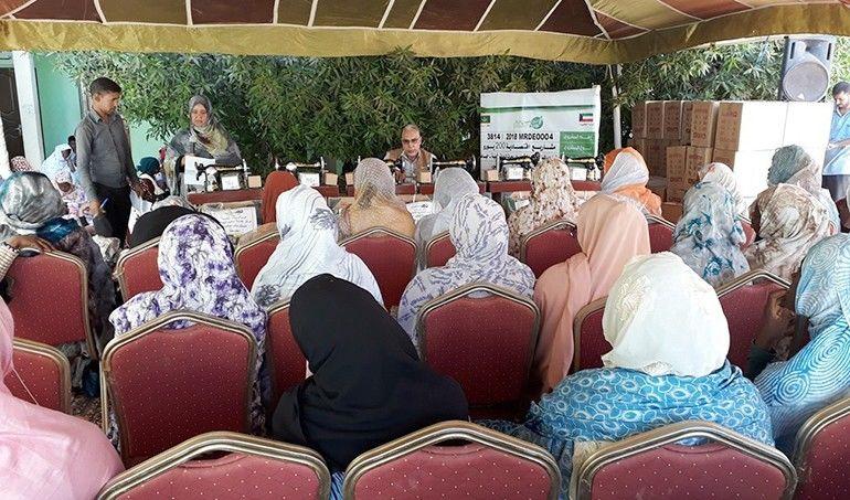 Directaid مشاريع التنمية Keep them from Destitution-Graduation March 1