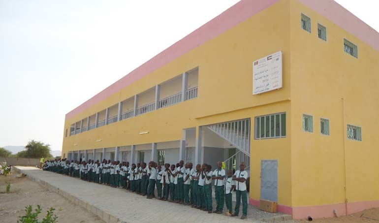 Directaid  Al-binyan Primary School 1