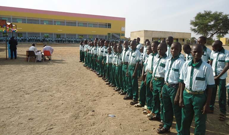 Directaid Education Al-binyan Primary School 12
