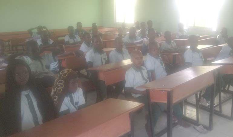 Directaid Education Al-binyan Primary School 15