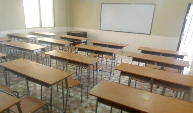 Directaid المشاريع التعليمية Ashraq Middle School 7