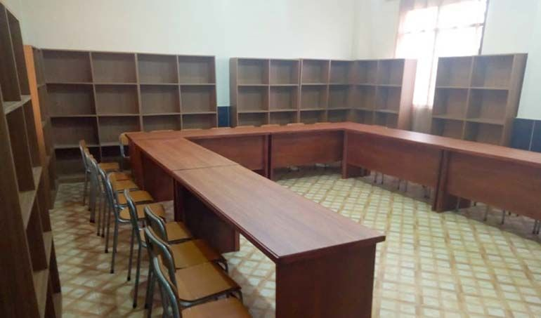 Directaid المشاريع التعليمية Ashraq Middle School 3
