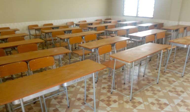 Directaid المشاريع التعليمية Ashraq Middle School 5