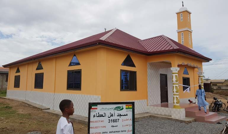 Directaid  Ahl Al-Ataa Masjid 1