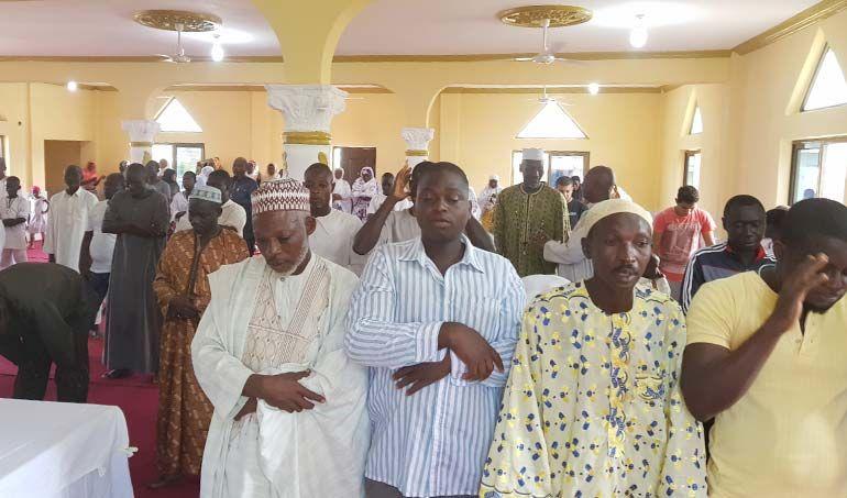 Directaid مساجد ومشاريع دعوية Ahl Al-Ataa Masjid 2