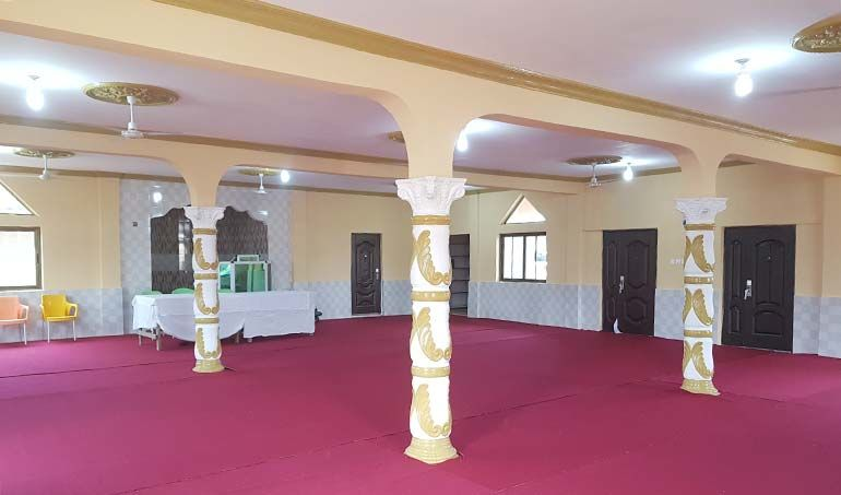 Directaid مساجد ومشاريع دعوية Ahl Al-Ataa Masjid 4