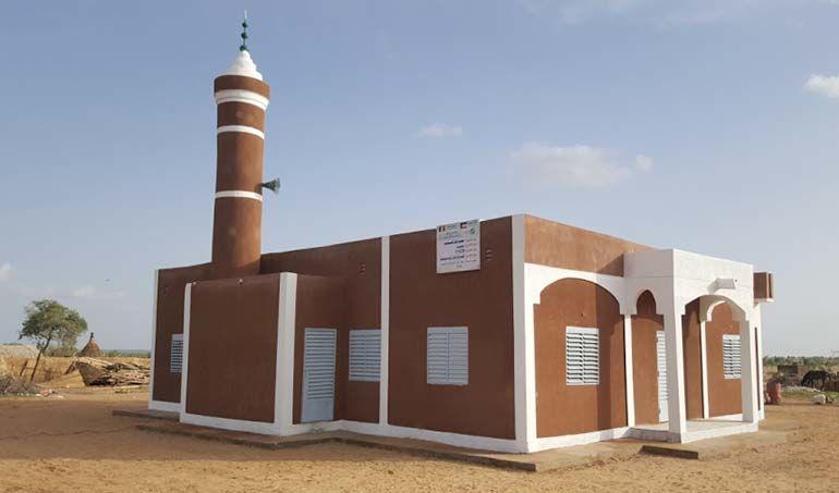 Directaid مساجد ومشاريع دعوية Ahl Al-Khair Masjid 1