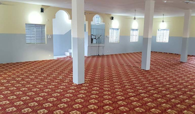 Directaid مساجد ومشاريع دعوية Ahl Al-Khair Masjid 7