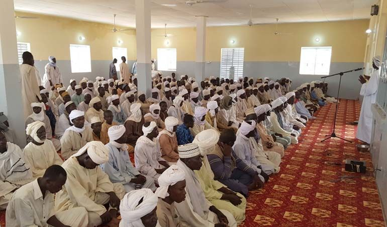 Directaid مساجد ومشاريع دعوية Ahl Al-Khair Masjid 9