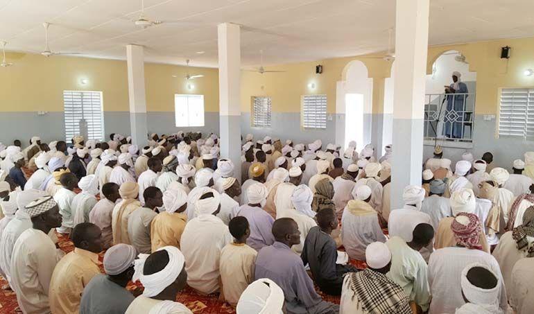 Directaid مساجد ومشاريع دعوية Ahl Al-Khair Masjid 10
