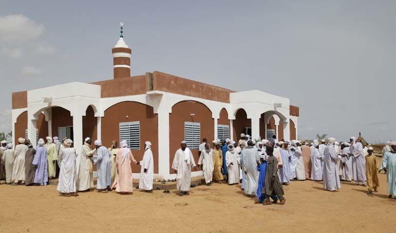 Directaid مساجد ومشاريع دعوية Ahl Al-Khair Masjid 12